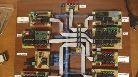 8 bitový mikroprocesor